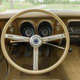 Cuadro de mandos del Camaro VIN 001