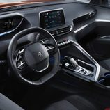 Volante del nuevo Peugeot 3008 HDI