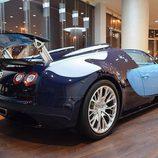 Zaga del Bugatti Veyron Jean-Pierre