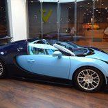 Llantas del Bugatti Veyron Wimille
