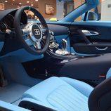 Asientos del Bugatti Jean-pierre Wimille