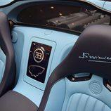 Baquet del Bugatti Veyron Jean-Pierre