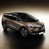 Capó del Renault Grand Scenic