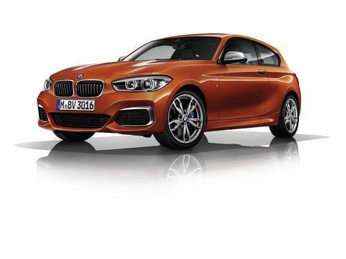 Versión de tres puertas del BMW M140i