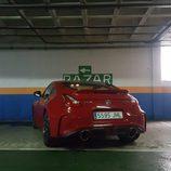 Zaga del Nissan 370Z Nismo 2016