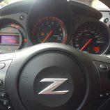 Volante multifunción del Nissan Nismo 370Z