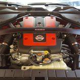 Motor V6 atmosférico del Nissan 370Z Nismo