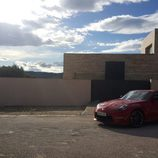 Sombras del nuevo Nissan 370Z V6