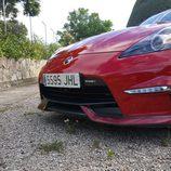 Alerón delantero del Nissan 370Z V6 2016