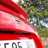 Cámara de visión trasera del Nissan 370Z Nismo