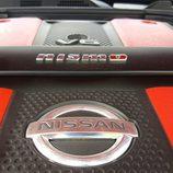Culata del motor V6 del Nismo 370Z