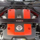 Vano motor del nuevo Nissan 370Z