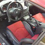 Volante de piel vuelta del Nissan 370Z 2016
