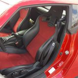 Asientos baquet del nuevo Nissan 370Z 2016
