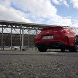 Suspensión trasera del Nissan 370Z V6