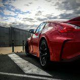Foto retocada del Nissan 370Z Nismo