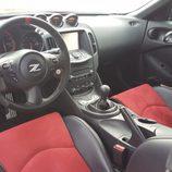 Interior retocado del Nissan 370Z V6 344 CV