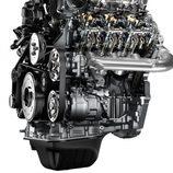 Válvulas del motor V6 del Amarok