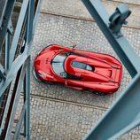 Alerón trasero del Koenigsegg Regera 2016