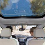 Techo panorámico del nuevo Opel Zafira