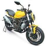 Benelli naked sport 750