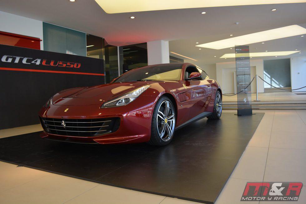 Análisis del nuevo Ferrari GTC4Lusso