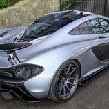 Alerón trasero del nuevo McLaren P1