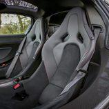 Asientos deportivos del P1 Hybrid