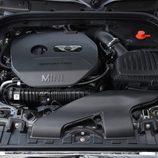 Bloque motor 2.0 Turbo de 231 CV del MINI Challenge