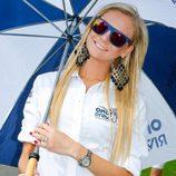 Paddock Girls GP Holanda 2016 - Rubia