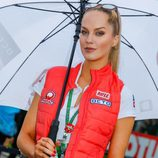 Paddock Girls GP Holanda 2016 - Tatana Sediva