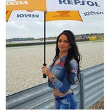 Paddock Girls GP Holanda 2016 - Repsol Honda