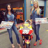 Paddock Girls GP Holanda 2016 - Repsol Honda Team