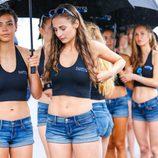 Paddock Girls GP Alemania 2016 - Go Pro