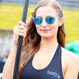 Paddock Girls GP Alemania 2016 - Morena Go Pro