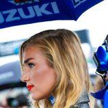 Paddock Girls GP Alemania 2016 - Suzuki