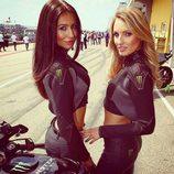 Paddock Girls GP Alemania 2016 - Monster Girls
