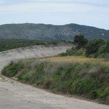 Autódromo de Terramar - curva sur