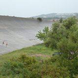 Autódromo de Terramar - curva norte peralte