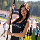 Paddock Girls del GP de Austria 2016 - morena