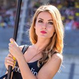 Paddock Girls del GP de Austria 2016 - rubia