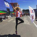 Paddock Girls del GP de Austria 2016 - tatana sediva