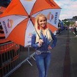 Paddock Girls del GP de Austria 2016 - repsol honda team