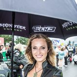 Paddock Girls del GP de la República Checa 2016 - Monster Girl