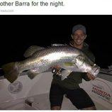 Aventuras Casey Stoner - pescando