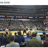 Aventuras Casey Stoner - NBA con Ben Spies
