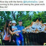 Aventuras Casey Stoner - padre de familia