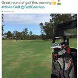 Aventuras Casey Stoner - golf