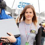 Paddock Girls del GP de Gran Bretaña 2016 - Italtrans