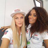 Paddock Girls del GP de San Marino 2016 - Octo Pramac